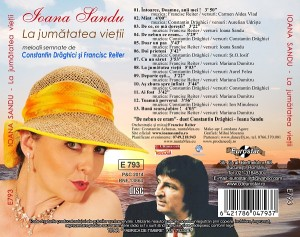 Ioana Sandu, La jumatatea vietii, spate 3