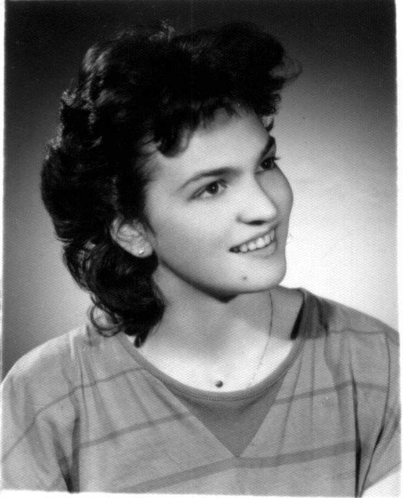 Ileana Sipoteanu in 1984