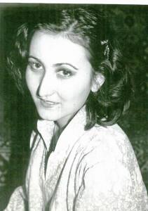 Carmen Anton în 1981