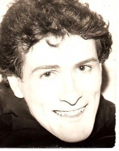 Florin Apostol, in 1988, la debut