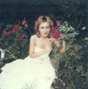 Carmen Anton în 1983
